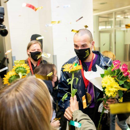 """Grupė """"The Roop"""" sugrįžo į Lietuvą"""