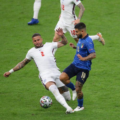 Europos futbolo sostą užėmė italai!  © Scanpix nuotr.