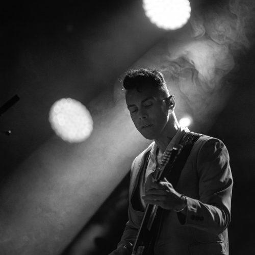 Asaf Avidan koncertas  © G. Skaraitienės / Fotobanko nuotr.