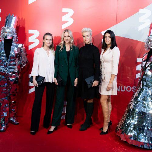 Iškilmingas naujo TV3 sezono atidarymas
