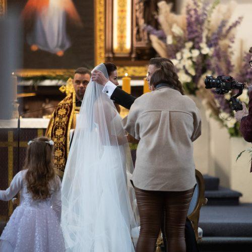 I. Burlinskaitės ir L. Vaisietos vestuvės  © G. Skaraitienės / Fotobanko nuotr.