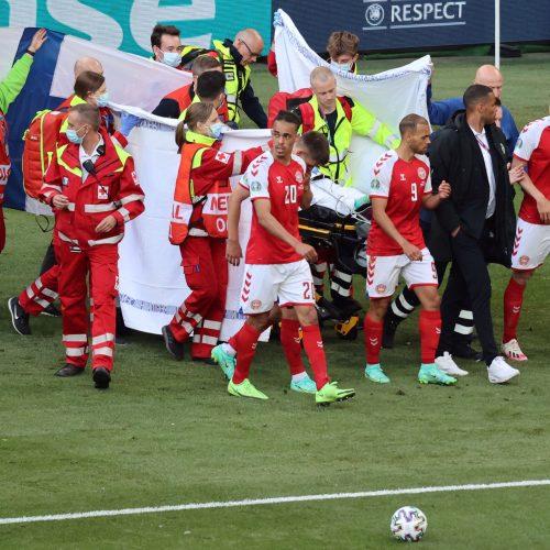 EURO 2020: Belgija – Rusija 3:0  © Scanpix nuotr.
