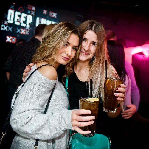 """Taboo"" klube vyko ""Taboo Revolution"" vakarėlis  © tomasfoto.lt nuotr."