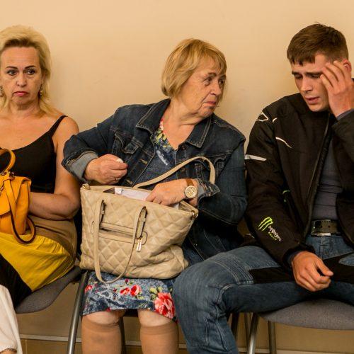 Asilo gelbėtojų teismas  © Vilmanto Raupelio nuotr.