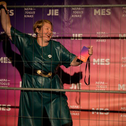 """Prasidėjo festivalis """"Nepatogus kinas""""   © Organizatorių nuotr."""