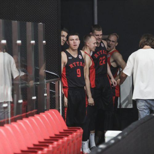 """Vilniaus """"Ryto"""" krepšinio klubo sezono pristatymas"""