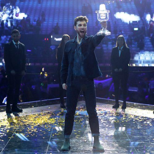 """2019-ųjų """"Eurovizijos"""" didysis finalas  © Scanpix nuotr."""