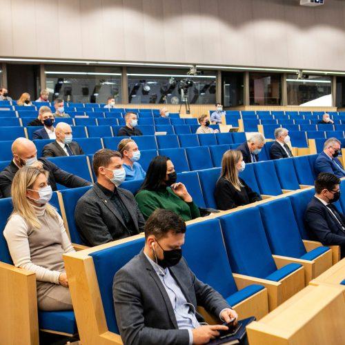 Sporto ateities forumas  © P. Peleckio / Fotobanko nuotr.