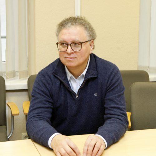 Pasitarimas dėl pašto rūmų Klaipėdoje  © Vytauto Liaudanskio nuotr.