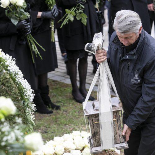 Seimo narys K. Glaveckas atgulė amžinojo poilsio  © P. Peleckio / Fotobanko nuotr.