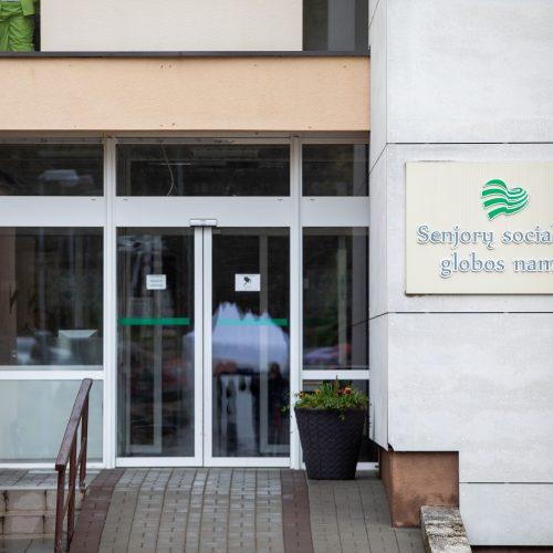 Vilniaus savivaldybei perduoti Senjorų socialinės globos namai