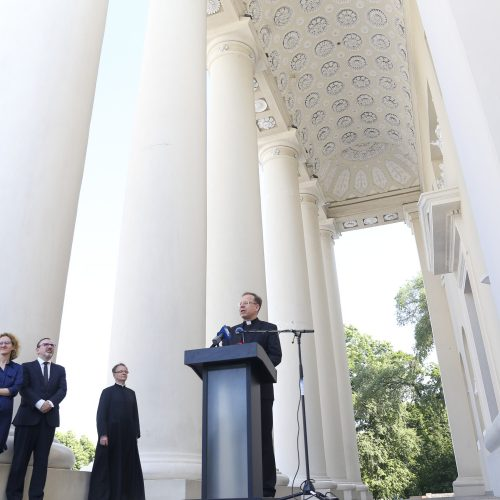 Vilniaus katedroje atveriamos 70 metų buvusios uždarytos koplyčios