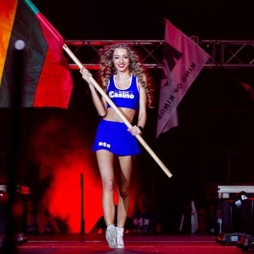 """Tarptautinis turnyras """"BUSHIDO KOK 2019 Vilnius""""  © I. Gelūno/Fotobanko nuotr."""