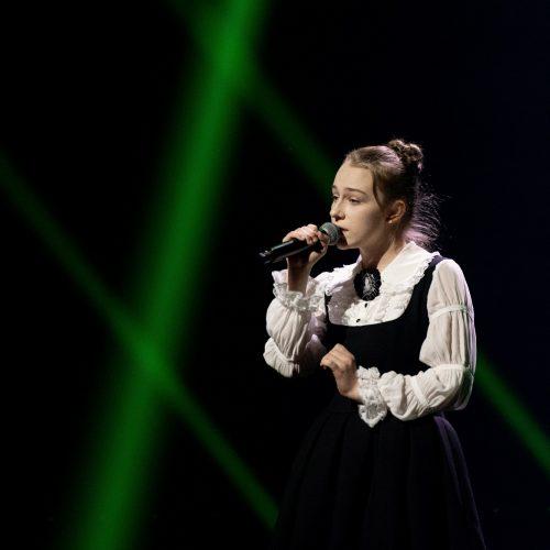 """""""Lietuvos balsas. Vaikai"""" finalas  © A. Leonov nuotr."""