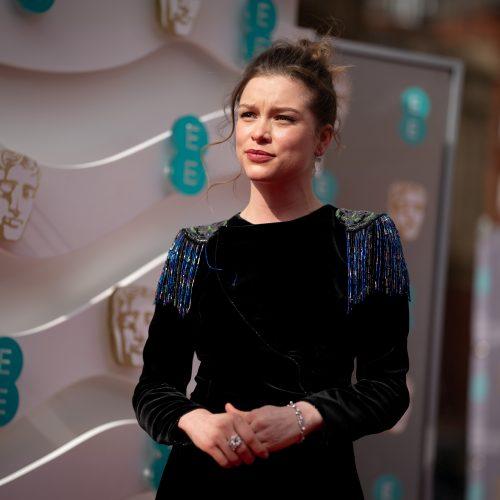 BAFTA apdovanojimų ceremonija <span style=color:red;>(2021)</span>  © Scanpix nuotr.