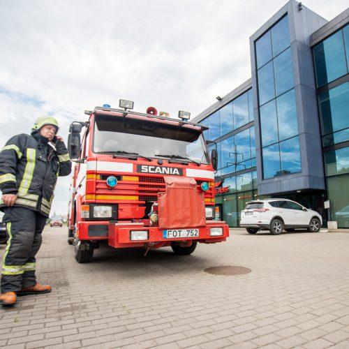 Kauno įmonė sulaukė įtartino laiško su neaiškios kilmės milteliais
