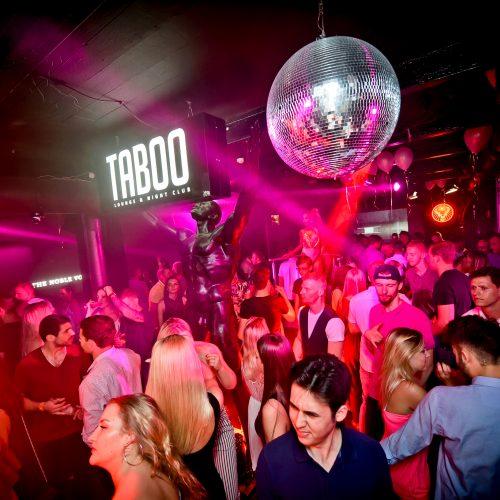 """""""Taboo"""" klubas žengė į penktąjį sezoną"""