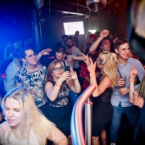 """""""Taboo"""" klubas žengė į penktąjį sezoną  © tomasfoto.lt nuotr."""
