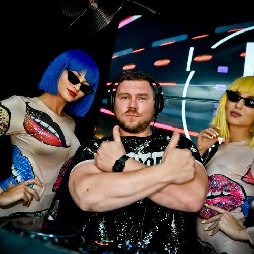 """Taboo"" klube – Ispanijos vakarėlis ""Ibiza grand show""  © tomasfoto.lt nuotr."