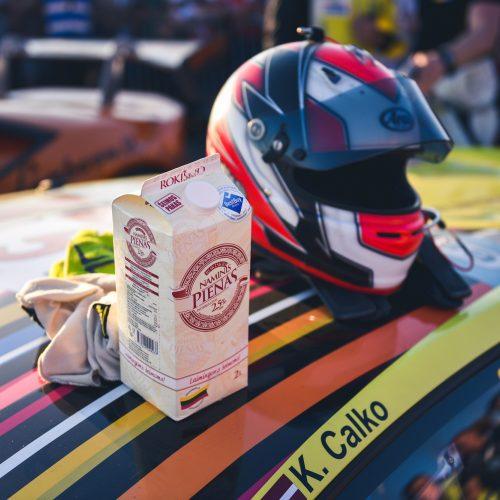 """""""Aurum 1006 km"""" lenktynių padovanojimai  © V. Pilkausko ir A. Strumilos nuotr."""