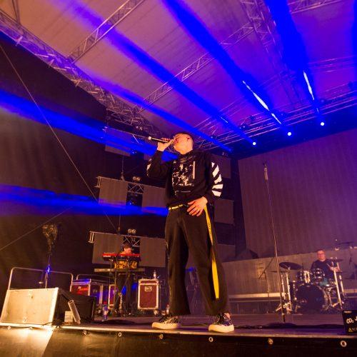 Donato Montvydo koncertas Kaune  © Laimio Steponavičiaus nuotr.