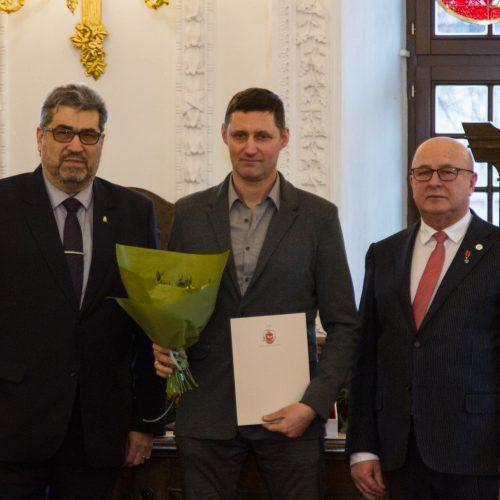 Gerumo kristalų apdovanojimai <span style=color:red;>(2020)</span>  © Laimio Steponavičiaus nuotr.