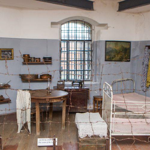 Edukacinė ekskursija Kauno IX forto muziejuje