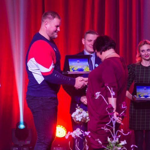 2019 metų Kauno rajono geriausiųjų sportininkų apdovanojimai  © Laimio Steponavičiaus nuotr.