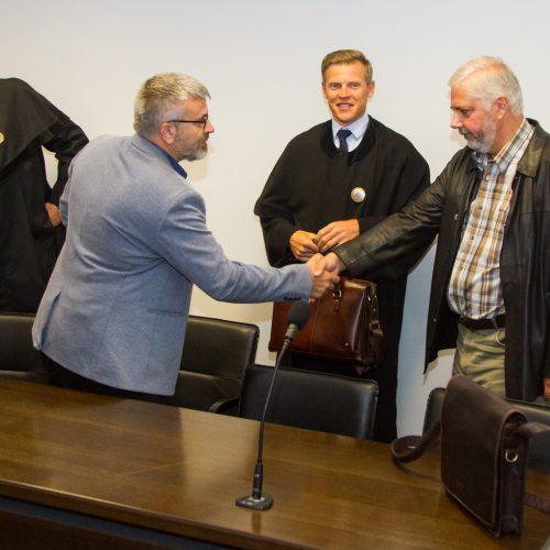 Kyšininkavimu įtariamo Kauno paveldosaugininko teismas