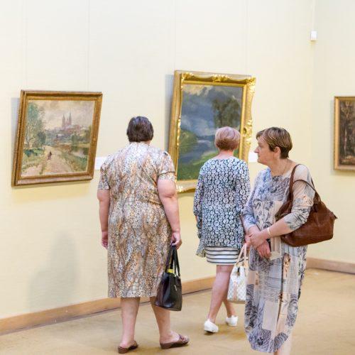 M. Žilinskio galerija švenčia 30-metį  © Laimio Steponavičiaus nuotr.