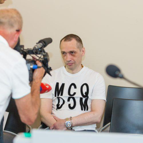 Naujas Mindaugo Mažeikos teismas  © Laimio Steponavičiaus nuotr.