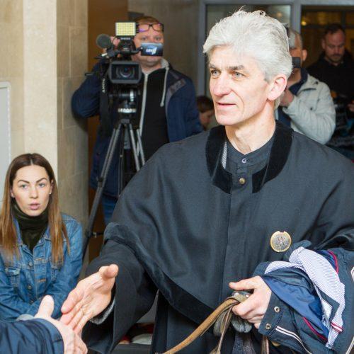 Nuosprendis Eglei Kručinskienei  © Laimio Steponavičiaus nuotr.