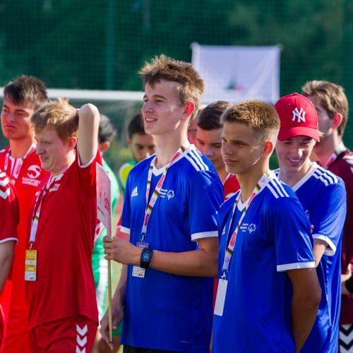 Specialioji olimpiada  © Laimio Steponavičiaus nuotr.