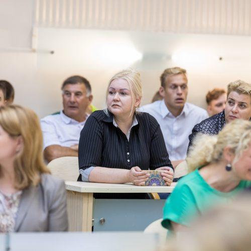 Kauno miesto tarybos posėdis <span style=color:red;>(2019 m. rugsėjis)</span>  © Laimio Steponavičiaus nuotr.