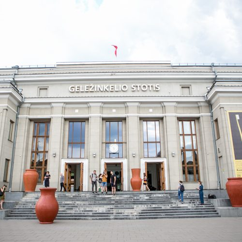 Atidaryta 12-oji Kauno bienalė  © Vilmanto Raupelio nuotr.