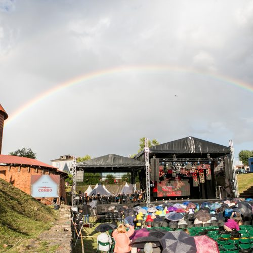 """Tarptautinis festivalis """"Operetė Kauno pilyje 2019""""  © Vilmanto Raupelio nuotr."""