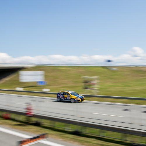 """""""Aurum 1006 km"""" lenktynių treniruotės  © Vilmanto Raupelio nuotr."""
