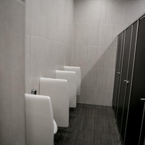 Mokėję už tualetą liko be grąžos  © Vilmanto Raupelio nuotr./ Justinos Lasauskaitės nuotr.