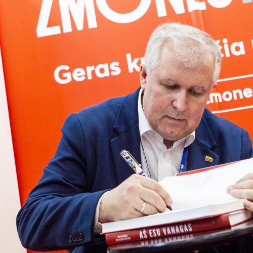 Antroji Vilniaus knygų mugės diena  © Pauliaus Peleckio / Fotobanko nuotr.