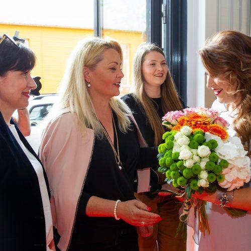 E. Vitulskienės mados namų atidarymas  © I. Gelūno / Fotobanko nuotr.