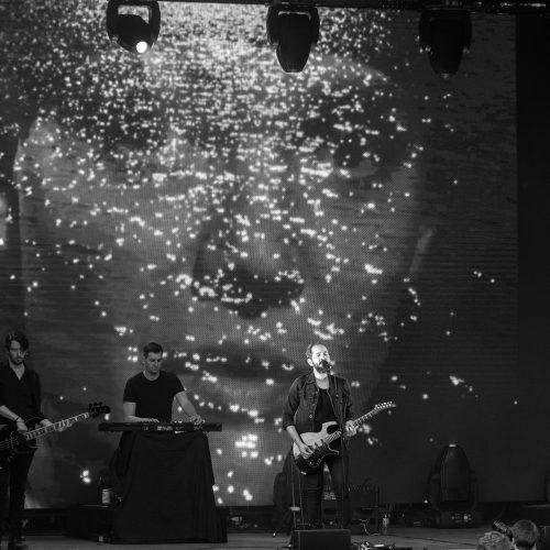 """Cigarettes After Sex"" koncertas Vilniuje  © P. Peleckio / Fotobanko nuotr."