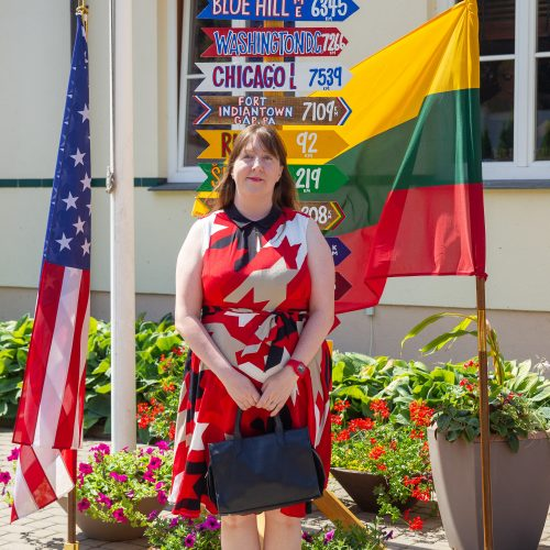 JAV Nepriklausomybės dienos minėjimas  © I. Gelūno / Fotobanko nuotr.