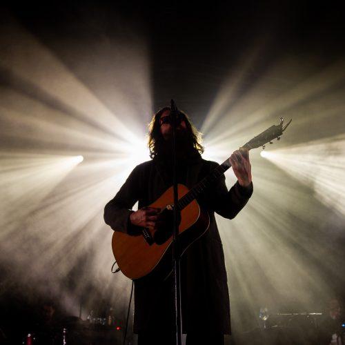 Father John Misty koncertas Vilniuje  © I. Gelūno / Fotobanko nuotr.