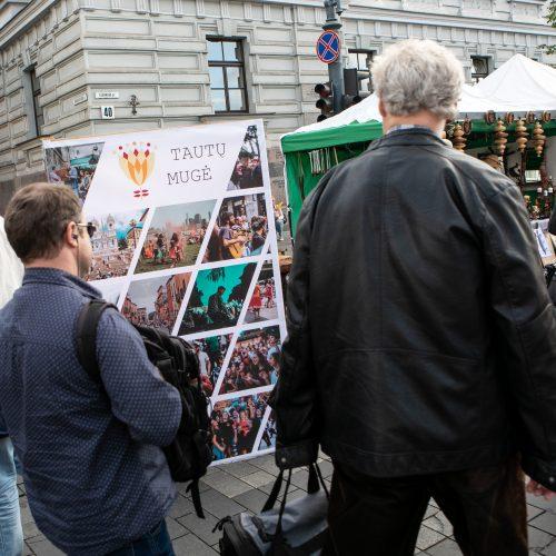 Tautų mugė sostinėje  © P. Peleckio / Fotobanko nuotr.