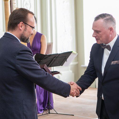 Kultūros ministerijos apdovanojimų įteikimas  © P. Peleckio / Fotobanko nuotr.