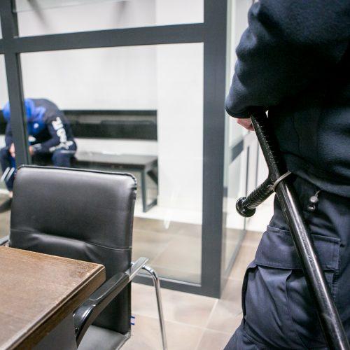 Nuosprendis išpuolio prieš kūdikį byloje  © Vilmanto Raupelio nuotr.