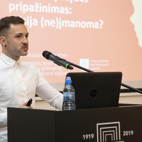 Nacionalinis žmogaus teisių forumas  © P. Peleckio / Fotobanko nuotr.