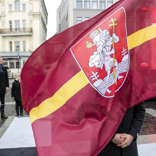 697-asis Vilniaus gimtadienis  © P. Peleckio / Fotobanko nuotr.