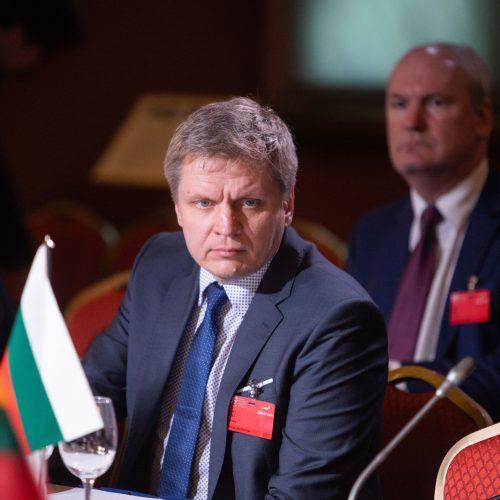 """""""Bukarešto devintuko"""" užsienio reikalų ministrų susitikimas  © I. Gelūno / Fotobanko nuotr."""
