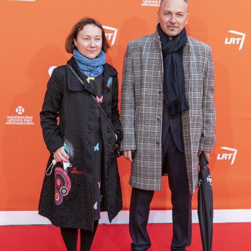 Nacionaliniai Lietuvos kino apdovanojimai  © P. Peleckio / Fotobanko nuotr.